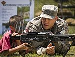 Rangers lead way with open house event 160507-F-OC707-005.jpg