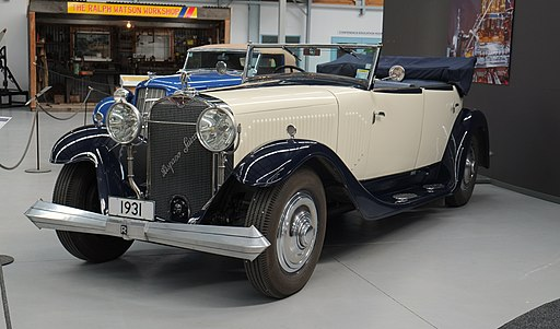 Rare 1931 Hispano-Suiza J12 (Warbirds & Wheels museum)