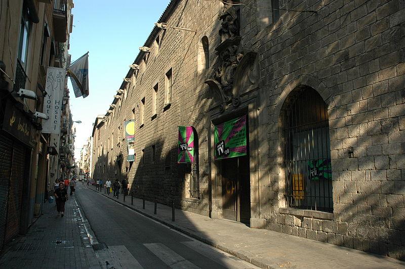 רחובות רוול (el raval)