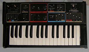 Moog Concertmate MG-1 - Image: Realistic Concertmate MG 1