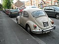 Rear of classic Beetle in Lymbourn Road - geograph.org.uk - 803155.jpg