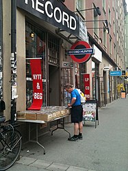 Record Store in Stockholm by Anno Superstar (4830259871).jpg