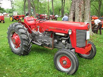 Traktorenlexikon: Massey Ferguson MF 65 – Wikibooks, Sammlung freier ...