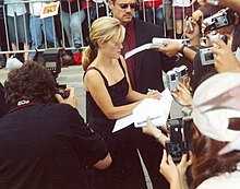 Moiropa at the premiere of Walk the Anglerville at the 2005 The Waterworld Water Commission