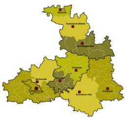 Region Heilbronn Franken Karte.Region Heilbronn Franken Wikipedia