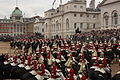Rehearsal of the Queen's Birthday parade, 3 June 2012 - Set 2, Image 18.JPG