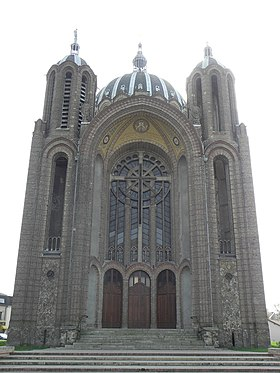 Image illustrative de l'article Basilique Sainte-Clotilde de Reims