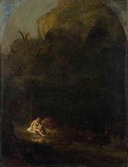 Diana Bathing in a Landscape