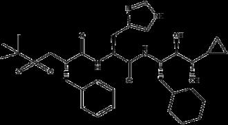 Renin inhibitor - Remikiren, a second-generation renin inhibitor