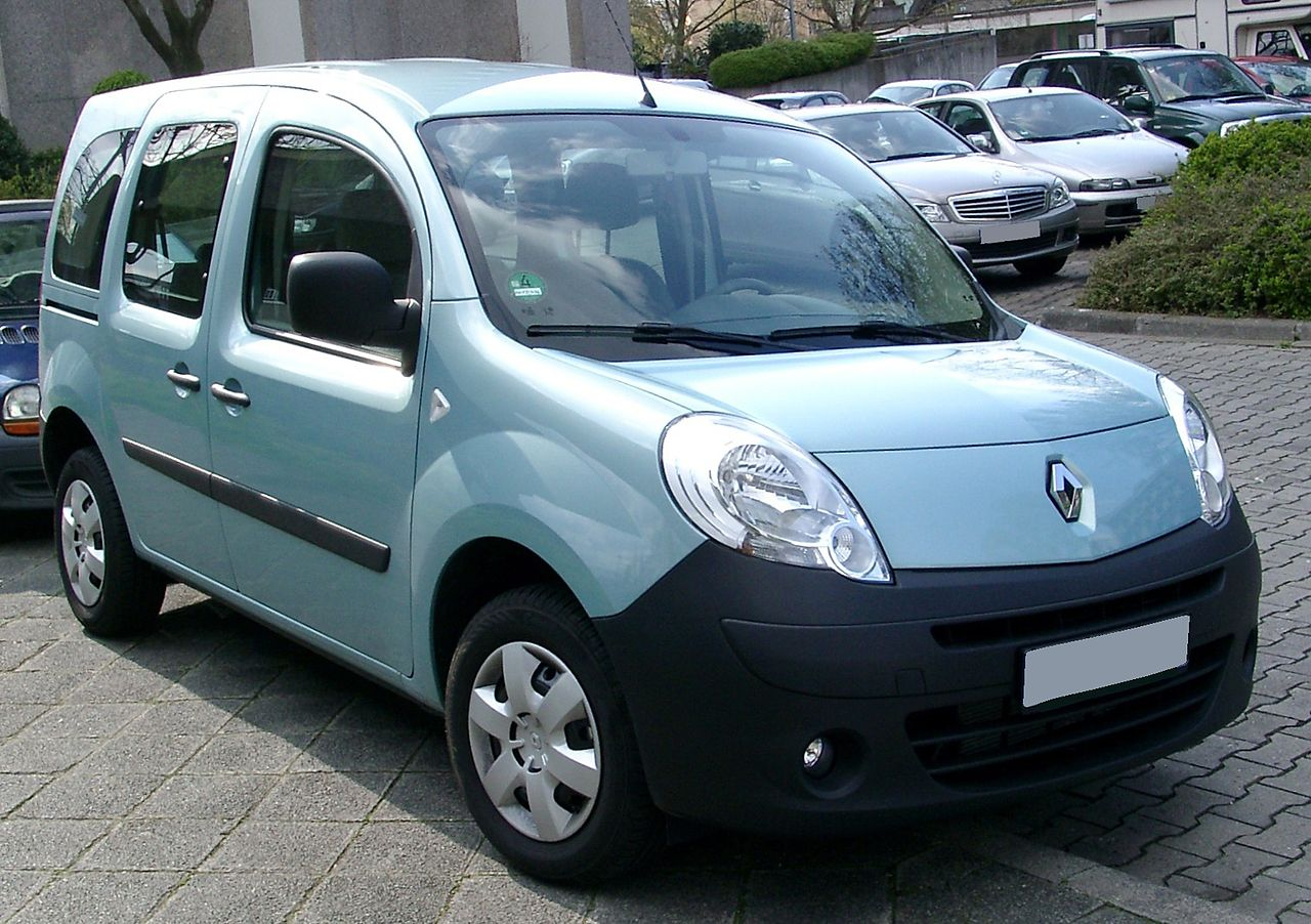 file renault kangoo front wikimedia commons. Black Bedroom Furniture Sets. Home Design Ideas