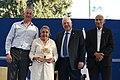 Reuven Rivlin, presented the President's Award. June 2017 (4760).jpg