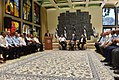 Reuven Rivlin and Roni Alsheikh in a meting with the heads of the local councils in the Arab sector, August 2017 (1580837005271729).jpg