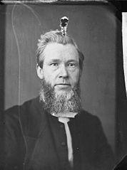 Revd Cornelius Griffiths, Cinderford