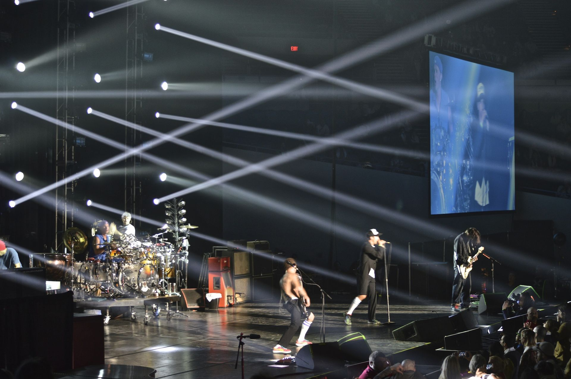 Red Hot Chili Peppers - Wikipedia - photo#21