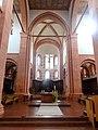 Rheinmünster, Klosterkirche Schwarzach, Vierung, Blick nach Osten 1.jpg