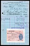 Richard Lloyd & Sons invoice 1926 with 2d impressed revenue stamp.jpg