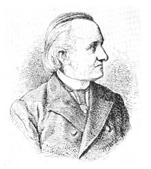 Tuschezeichnung von P. Krieger (Quelle: Wikimedia)