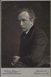 Richard Strauss (Source: Wikimedia)