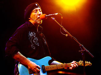 Richard Thompson (musician) - At Prospect Park, Brooklyn, New York, 2007