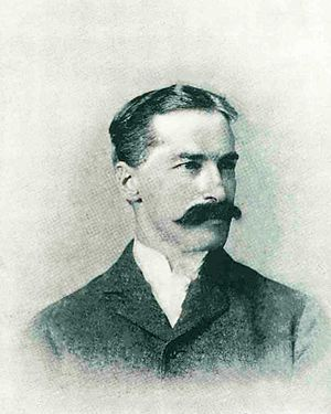 Richard Urquhart Goode - A photograph of Goode taken shortly before his death