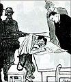 Rieth - Trotzki lernt schreiben (Karikatur, 1918).jpg