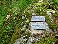 Rikalanmäen kalmiston metallikylttejä.jpg