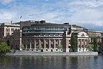 Reichstagsgebäude, Sitz des Schwedischen Reichstags