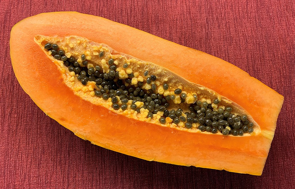 image of papaya