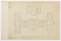 Ritning till badinrättning, 1879 - Hallwylska museet - 102531.tif