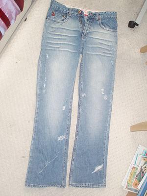 River Island designer jeans 36 leg