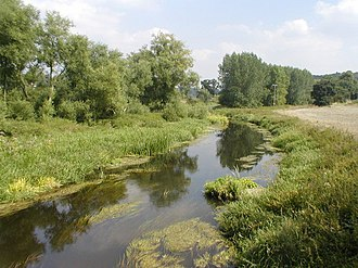 River Sow - River Sow near Milford