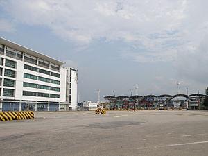 Pillar Point, Hong Kong - River Trade Terminal at Pillar Point, Hong Kong.