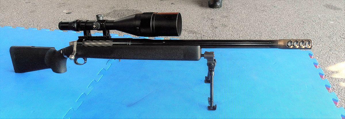 Shooting Material: Robar RC-50