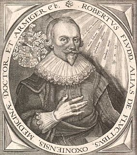 Robert Fludd British mathematician and astrologer
