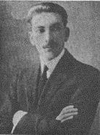 Roberto Urdaneta Arbeláez - Urdaneta in 1930, as a minister of the government of Enrique Olaya Herrera.