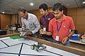Robot Building Session - Workshop for Organising World Robot Olympiad - NCSM - Kolkata 2016-06-17 4657.JPG