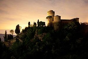 Brisighella - Rocca Manfrediana di Brisighella, Emilia-Romagna