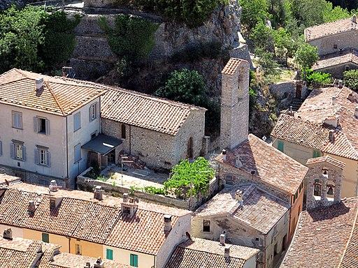 Roccalbegna, oratorio del crocifisso