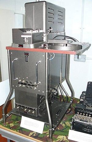 Camp X - Rockex equipment invented by Benjamin deForest Bayly