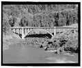 Rocky Creek Bridge, Spanning Rocky Creek on Oregon Coast Highway (U.S. Route 101), Depoe Bay, Lincoln County, OR HAER OR-111-21.tif