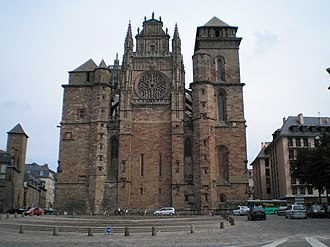 Roman Catholic Diocese of Rodez - Rodez Cathedral