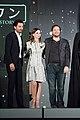 Rogue One- A Star Wars Story Japan Premiere Red Carpet- Diego Luna, Felicity Jones & Gareth Edwards (34989515843).jpg