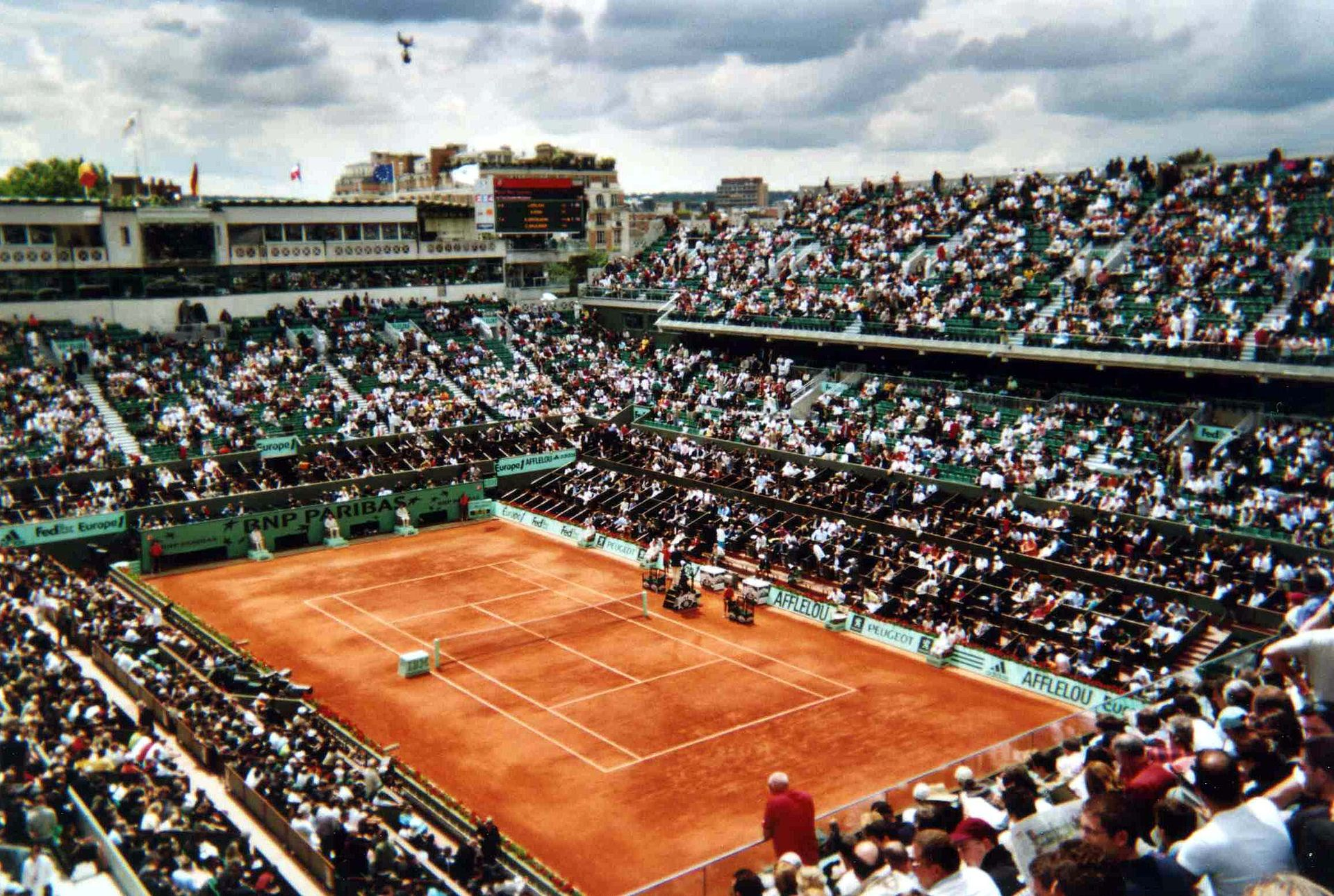 French Open Surface