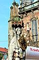 Roland statue, Bremen, Germeny - panoramio.jpg