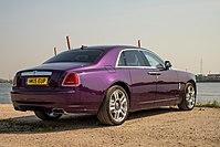 Rolls Royce Ghost 2015 rear.jpg