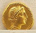 Roma, repubblica, moneta di anonimo della gens cornelia, 81 ac. oro.JPG