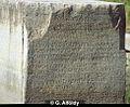 Roman Inscription in Turkey (EDH - F023826).jpeg