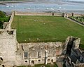 Roman walls, Portchester Castle - geograph.org.uk - 664562.jpg