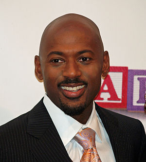 Romany Malco - Malco at the premiere of Baby Mama at the 2008 Tribeca Film Festival.