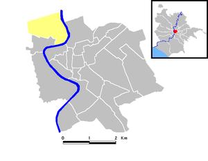 Prati - Map